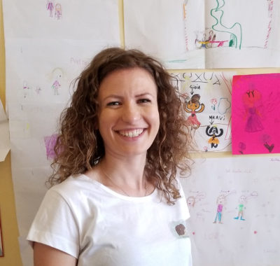 Laura Ogarcin - invatator Lenau