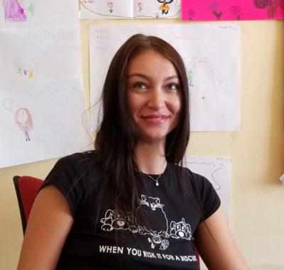 Sabrina Petrov